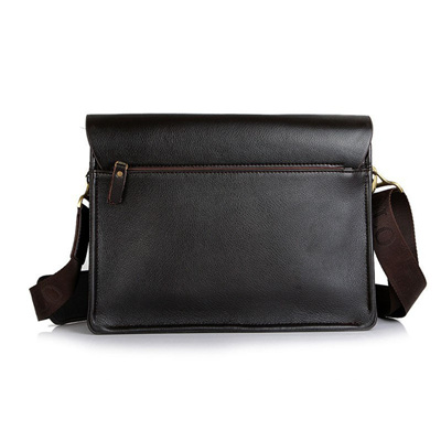 VIDENG POLO Brand New Vintga pu leather men bag fashion men messenger bag  male business crossbody 7ec2162f23150