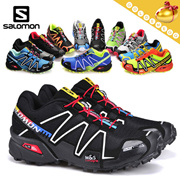5e3919c7cc57c5 Daily Deal Men ◇SALOMON Athletic Shoes◇Running Outdoor Sneakers 10  color 40-46 sizes goldenegg   sports shoes