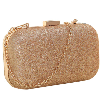 4e488868bb93 shop Mini small chain women ladies female gold silver evening clutch bags  designer leather handbags