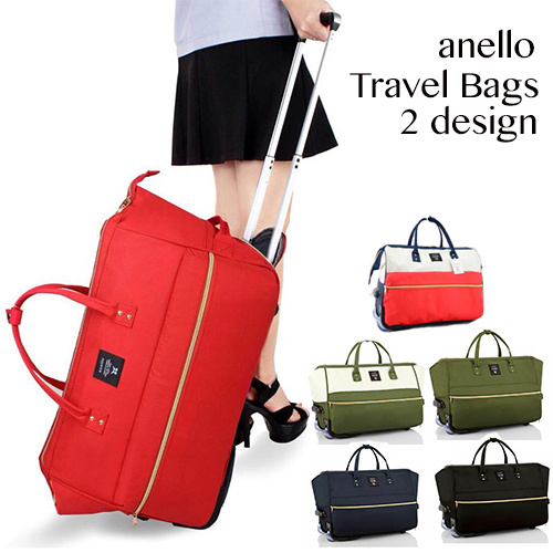 Anello Travel Luggage 2roda~4roda|travel Bag|Multifunction Bag*Cheapest Price~High Quality Deals for only Rp488.000 instead of Rp488.000