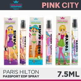 [pinkcity.sg] PARIS HILTON PASSPORT Spray 3 x 7.5ml - 3 Types