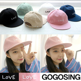 d8597ab2164 Love embroidery cap P000BUCA
